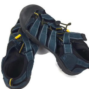 Keen Blue Waterproof Sandals Kids Sz US 3